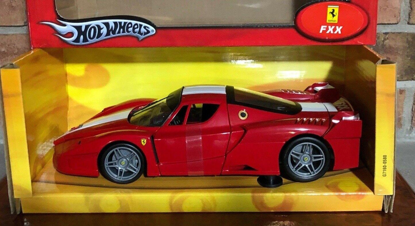Mattell Hot Wheels Ferrari FXX 1 18 J2853 G7160-0510