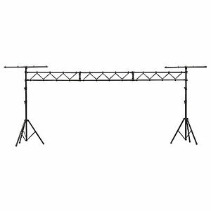 Details about ProX T-LS32M 15FT Portable DJ Lighting Truss/Stand w T-Bar  Trussing Stage System