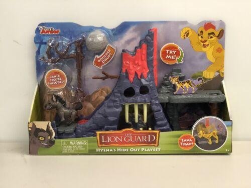 Disney LION Guard IENA Nascondiglio Playset