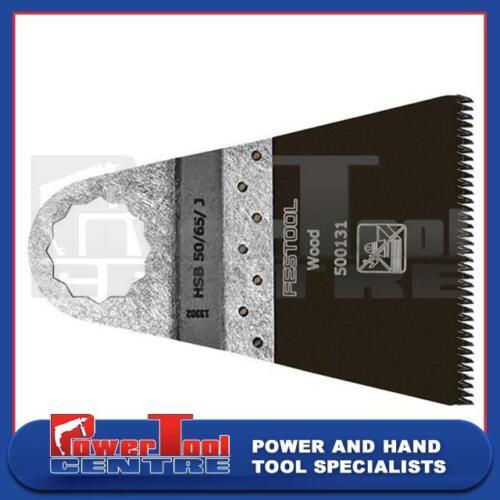 Festool 500131 Vecturo de style japonais Lame Pour Oscillant Outil 50 mm x 65 mm