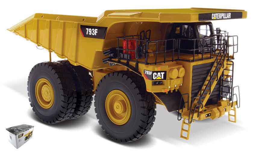 Cat 793 mining truck off-highway truck 1 50 model diecast masters