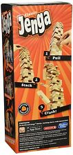 Jenga Classic Family Game New Free Shipping