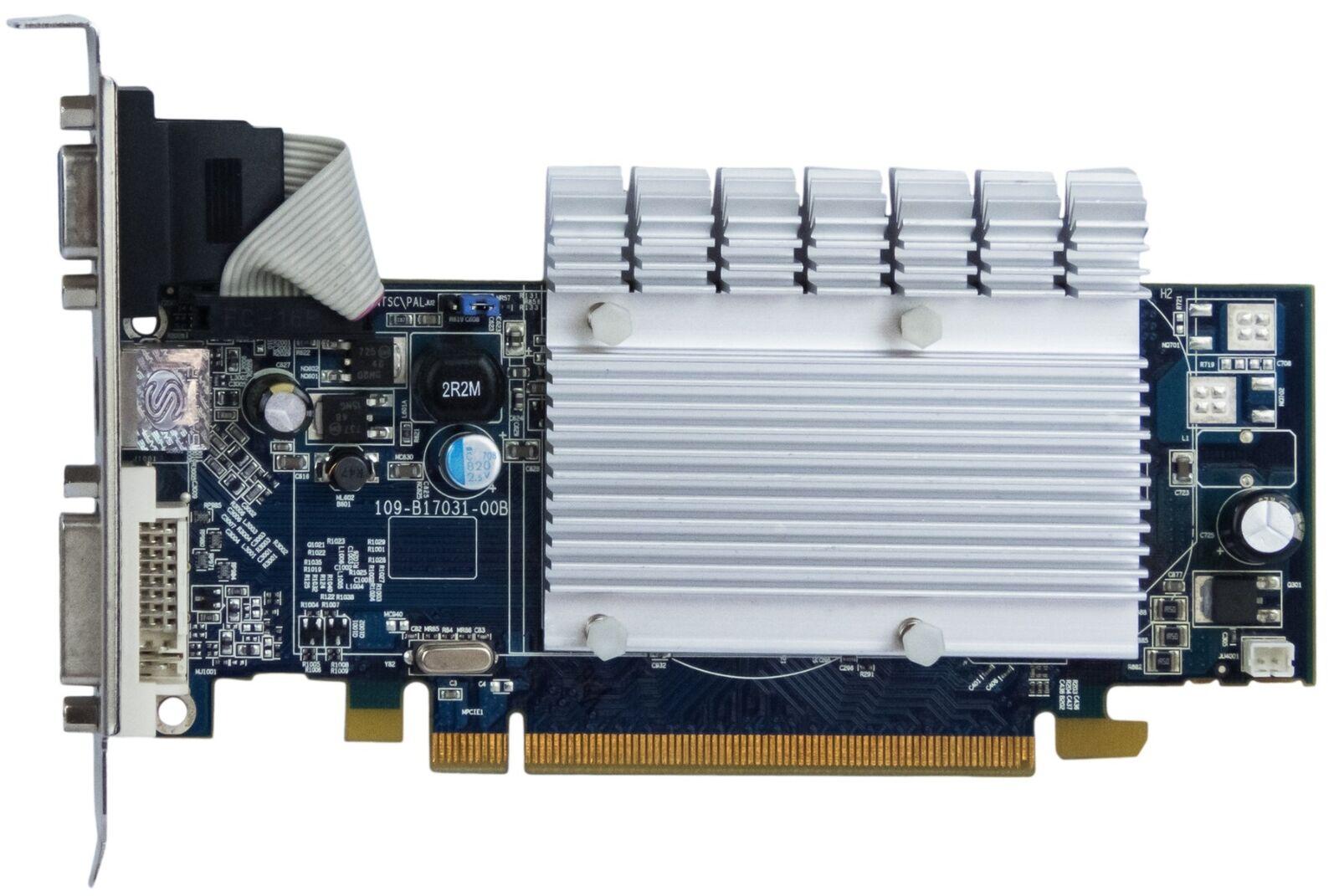 Sapphire ATI Radeon hd2400 Pro 256mb 109