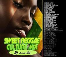 SWEET REGGAE CULTURE MIX CD