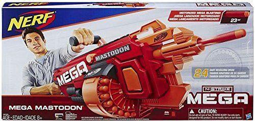 Nerf N -Strike Mega Mastoon Blaster