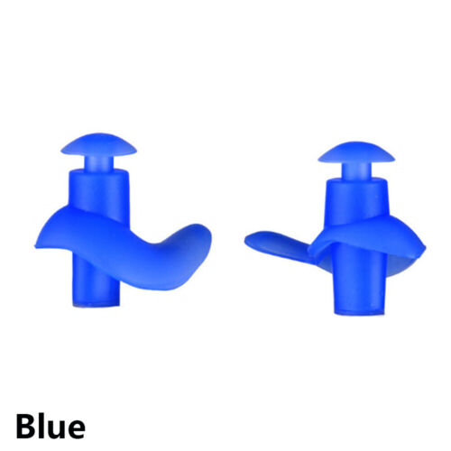 Soft Silicone Noise Cancelling Ear Plugs for Sleeping Swim Concert Earplugs UK/'