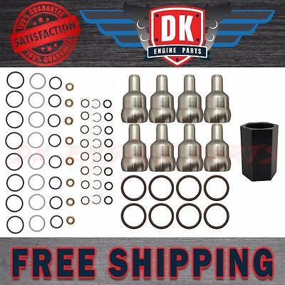 6.0L 2003-2010 Ford Power Stroke High-Pressure Oil Rail Ball Tube Seal Kit Tool