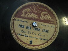 Vietnam Vong Co Music 1964-Five 78 rpm recordings on CD