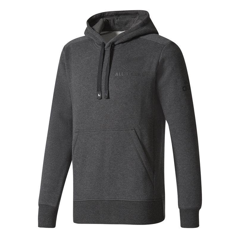 Adidas New Zealand tout schwarz supporteur capuche 2017 - schwarz