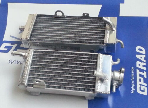 Aluminum radiator for YAMAHA WR200 1992