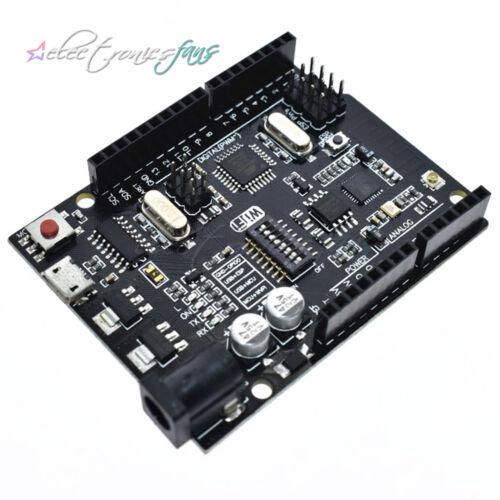 USB TTL CH340G For Arduino NodeMCU UNO+WiFi  ATmega328P+ESP8266 32Mb memory