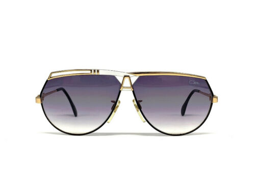 Cazal 954 - Vintage Sunglasses - Gold - W.Germany… - image 1