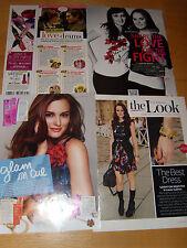 53 Clippings / Berichte / Coupure de Presse LEIGHTON MEESTER Gossip Girl