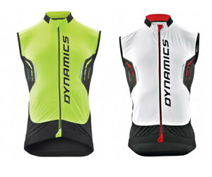 Maillot Professionnel Blanc Sportive Homme Jaune Dynamics B0wq48O