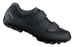 Shimano-ME1-Mountain-Bike-Shoes-Shoes-Black-EU-41-BNIB-UK-7-5-CM-25-8-SH-ME100