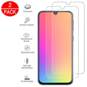 For-Samsung-Galaxy-A40-A50-Full-Coverage-Tempered-Glass-Screen-Protector-Clear