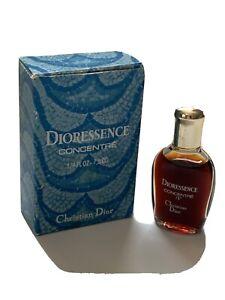 Vintage-Dioressence-Concentre-Pour-Le-Bain-Bath-Perfume-1-4-Oz-Christian-Dior
