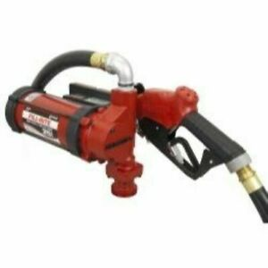 Tuthill Fill Rite FR3210B 12 V DC High Flow 25 GPM Fuel Transfer Pump