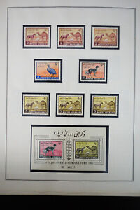 Middle-East-mid-1900-039-s-Stamp-Collection