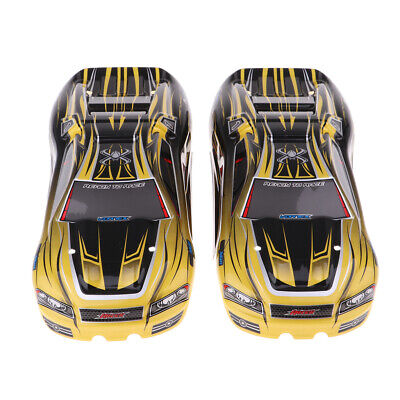 1:12 RC Car Body Shell Frame for 9116 Vehicle Replacement Part Yellow