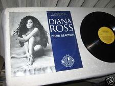 "DIANA ROSS - Chain reaction 12""MAXI ITALY IMPORT"