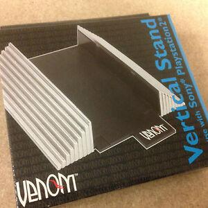 Playstation-2-Venom-VERTICAL-STAND-DOCK-PS2