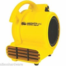 Shop Vac Compact Lightweight Mighty Mini Air Mover Blower Fan 1032000