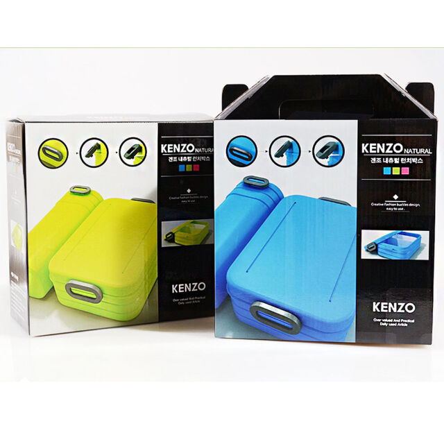Food Container Lunch box Water Bottle Lunch Container 1 SET Kenzo