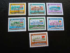 Hungary-Stamp-Yvert-and-Tellier-N-2776-A-2782-N-A17-Stamp-Hungary