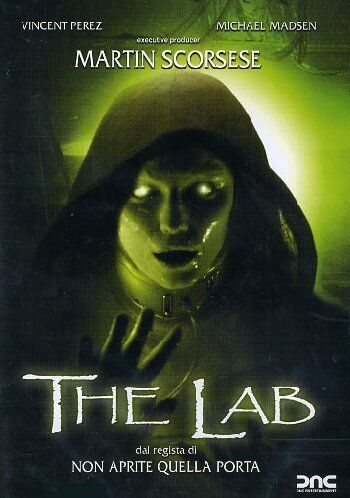 The Lab (2004) DVD