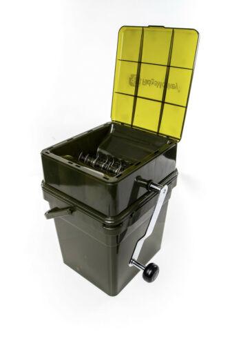 New-Ridgemonkey-Crusher-amp-17L-Modular-Bucket-System-Full-Kit-Ridge-Monkey