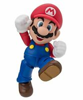 Bandai Tamashii Nations S.h. Figuarts Super Mario Figure, New, Free Shipping on sale