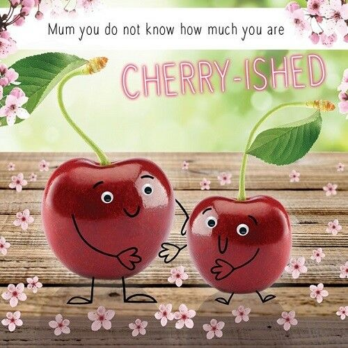 Mother/'s Day Greeting Card 3d moving eyes gogglies or fluff