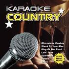Karaoke Country von Various Artists (2012)