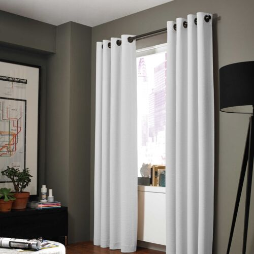 2 NOA Armenia Insulated Thermal Sunlight Blocking Blackout Window Curtain Panels