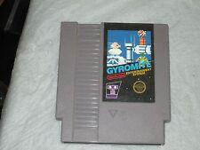 Gyromite  (Nintendo Nes, 1985)( 5 screw edition) cart only good 2