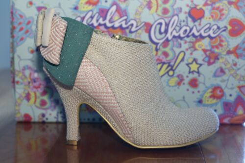 Irregular Choice Booties Size 36