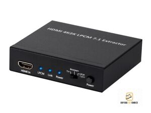4K-HDMI-To-HDMI-SPDIF-Optical-3-5mm-Audio-Extractor-Converter-LPCM-DTS-5-1-7-1