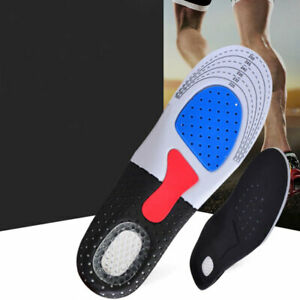 Einlegesohlen Gel Gelsohle Schuheinlage Einlegesohle Sport Insoles Pad DE