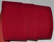 "12 yards Velvet Ribbon 5//8/"" Satin back//Craft//Holiday//Bow//Trim//Christmas R117-Red"