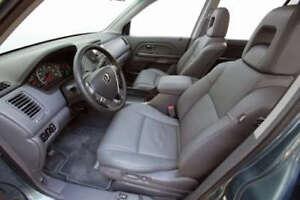 honda pilot genuine leather interior kit seat covers ebay. Black Bedroom Furniture Sets. Home Design Ideas