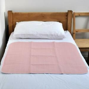 Washable-Reusable-incontinence-Bed-Wetting-Pads-Sheet-Absorbent-75x90cm