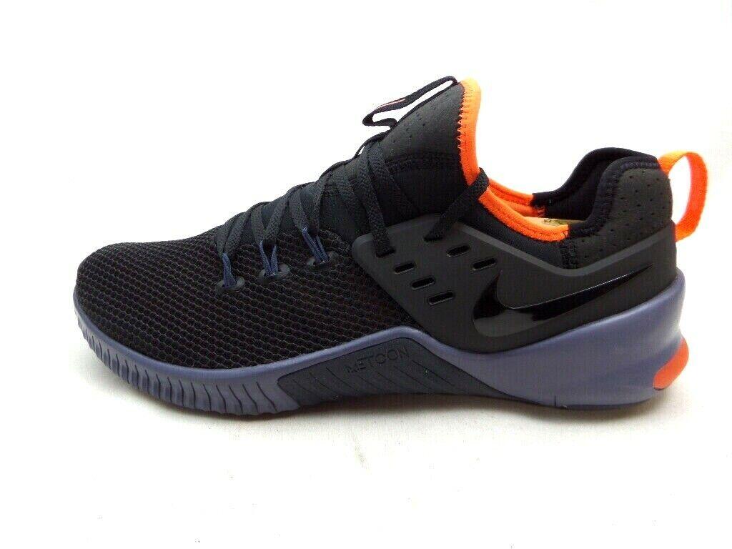 Nike Free X Metcon Black  blueee HyperCrimson Cross Training shoes AH8141 Men's 13
