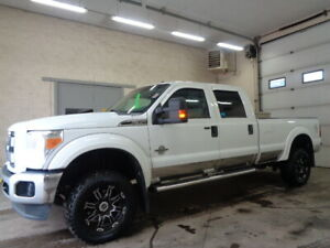 2012 Ford F350 SD-6.7L V8 DIESEL-ONE OWNER-NO ACCIDENT-LONG BOX