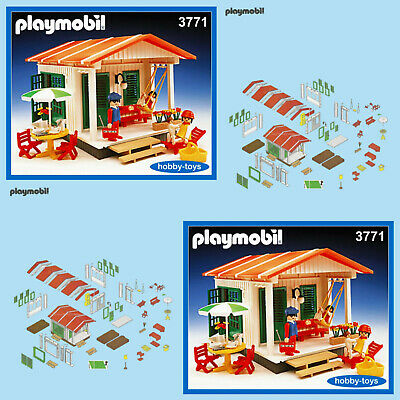 SPARE PARTS SERVICE * Playmobil FAMILY VACATION HOME 3230 Spares