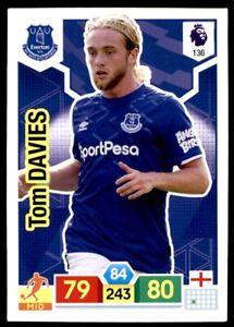 Lucas Digne Everton no 131 Panini Premier League ADRENALYN XL 2019//20