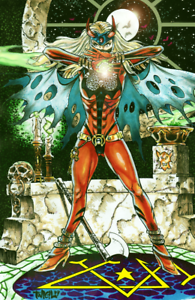 Devil Jack 1 Kickstarter Exclusive Tim Vigil Virgin Variant Tim Tyler Faust NM