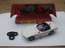 Corgi Toys # 336 James Bond Toyota 2000GT  tyres Set Of 4 Brand New#1