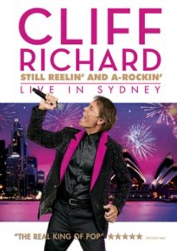 Cliff Richard: Still Reelin' and A-rockin' - Live in Sydney DVD NEW