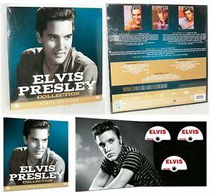 ELVIS-PRESLEY-COLLECTION-3-DVD-20th-Century-Fox-VINYL-EDITION-SIGILLATO